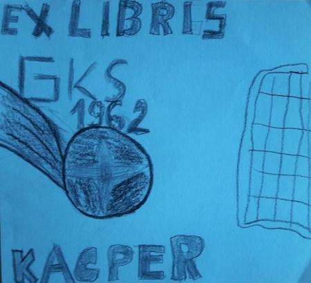 """Konkurs biblioteczny """"Projektuję i tworzę… najpiękniejszy ekslibris"""""""