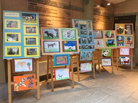 Wystawa w Urzędzie Miasta