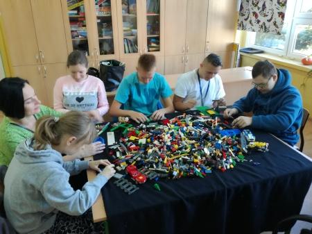 """""""Klocki  LEGO Kreatywnie"""""""