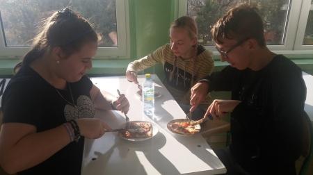 Zajęcia gastronomiczne dla uczniów i rodziców