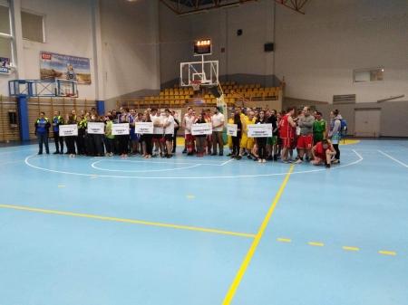 XXI Śląski Turniej Koszykówki Olimpiad Specjalnych