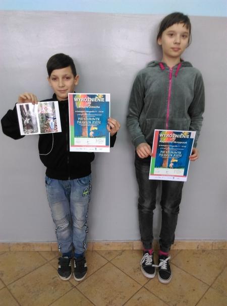 VIII Ogólnopolski konkurs plastyczny
