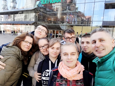Dzień pierwszy w Chemnitz