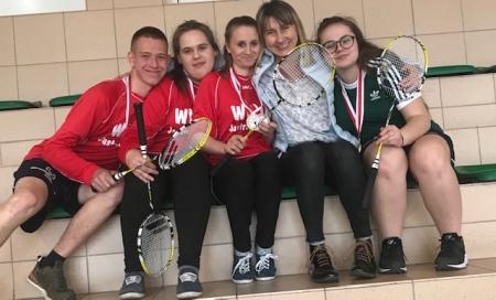 Śląski Turniej Badmintona O.S