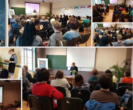 """VII naukowa konferencja dla nauczycieli humanistów w Cieszynie """"Kreatorzy książki…"""""""