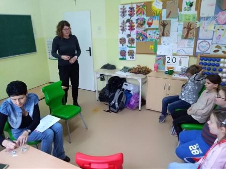 TUS w klasie 3a