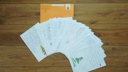 Pen Friends – piszemy listy do kolegów z Waszyngtonu