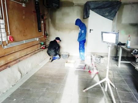 Dzień ósmy ERASMUS+ i fotorelacja od murarzy