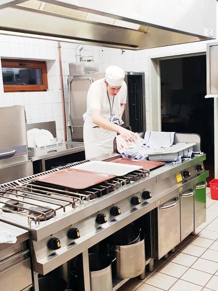 Dzień dziewiąty i fotorelacja od kucharzy