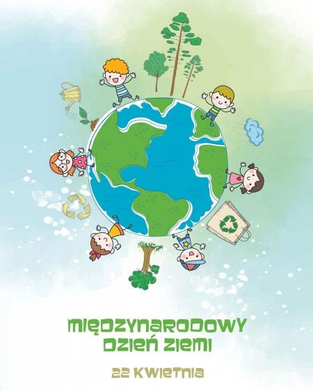 KONKURS Międzynarodowy Dzień Ziemi