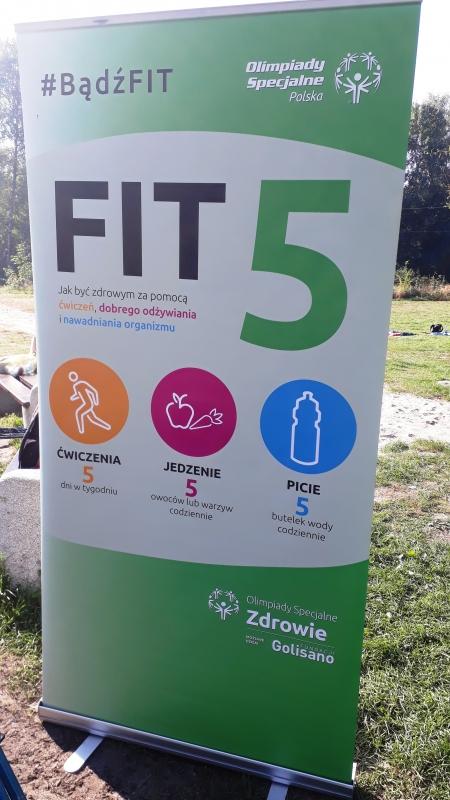Integracyjny fit piknik po zdrowie