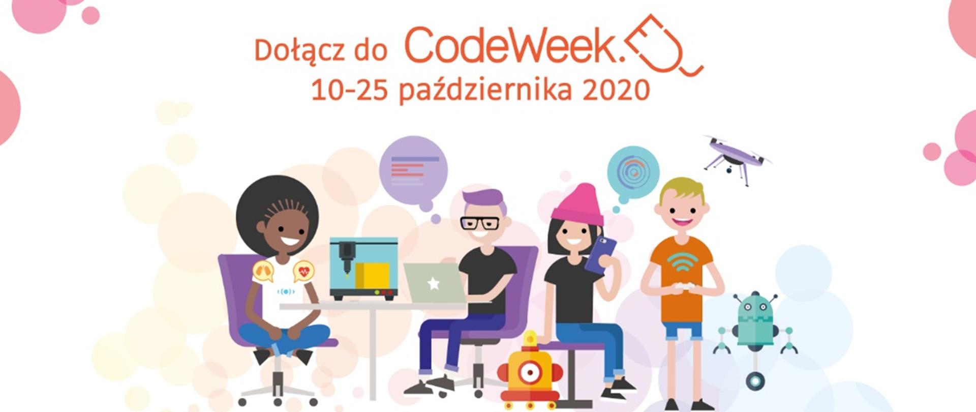 Europejski Tydzień Kodowania 2020