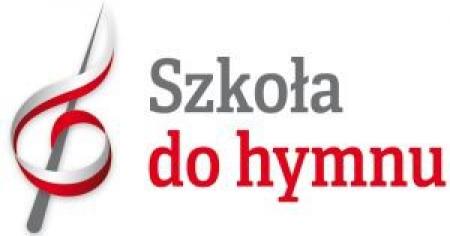 Szkoła do hymnu.