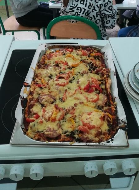 Mikołajkowe warsztaty kulinarne w 3a i 4a SP