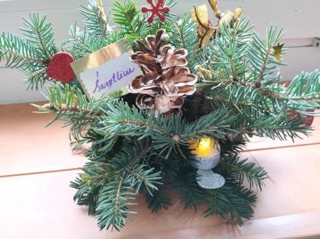 Świetlicowe przygotowania do Świąt