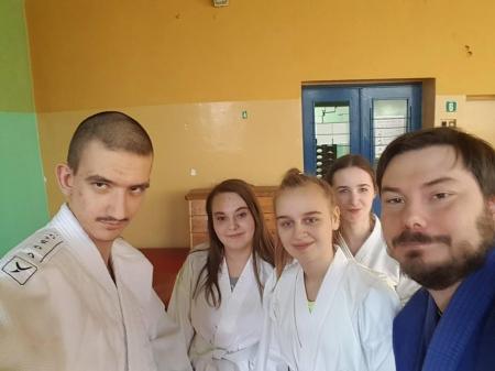 Judo w naszej szkole
