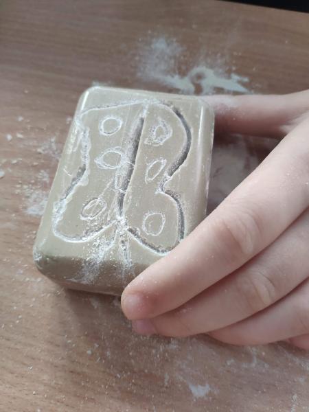 Rzeźbimy w mydle