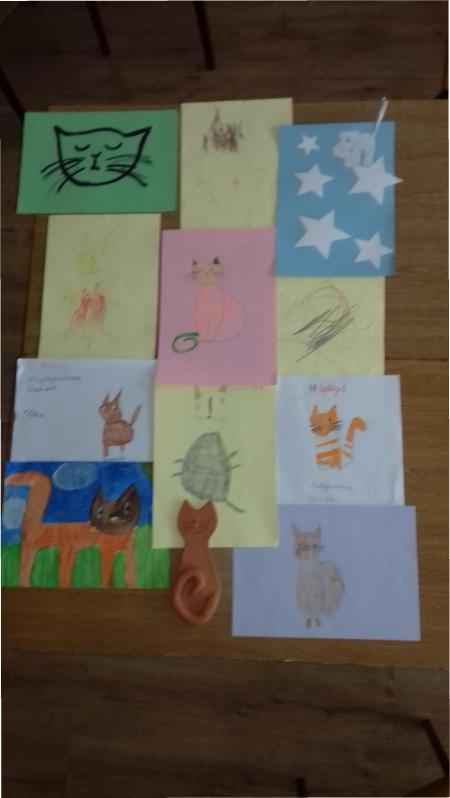 Międzynarodowy Dzień Kota w szkole