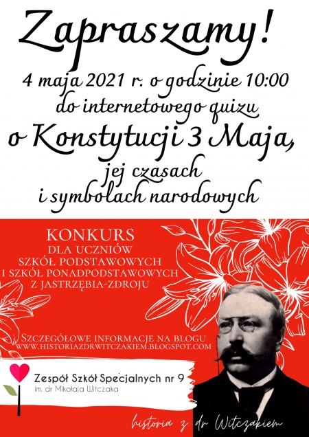 230. rocznicy uchwalenia Konstytucji 3 Maja