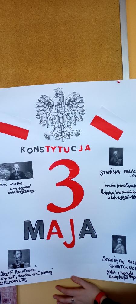 Warsztaty Konstytucja 3 Maja