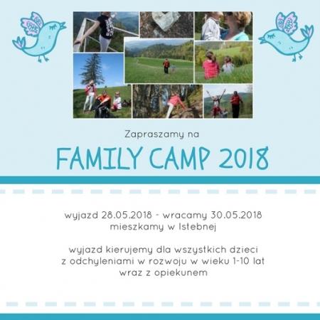Zapraszamy na Family Camp