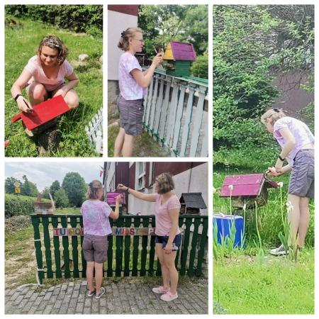 Mieszkanki naszego ogrodu