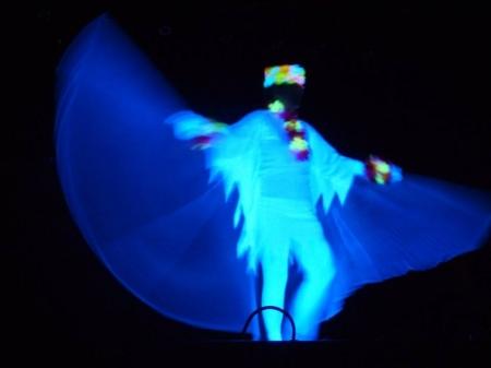 """Grupa """"Teatro Negro"""" w tym roku bardzo  intensywnie świętowała obchody Mi"""