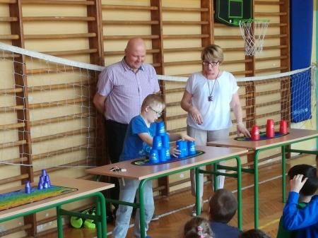 """Realizacja innowacji pedagogicznej """"Sport stacking"""""""