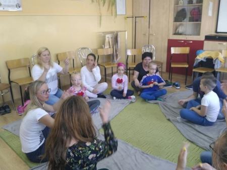 Rodzic, dziecko i muzyka klasyczna czyli warsztaty według metody Batii Strauss